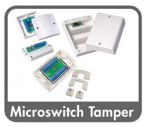 Microswitch Tamper