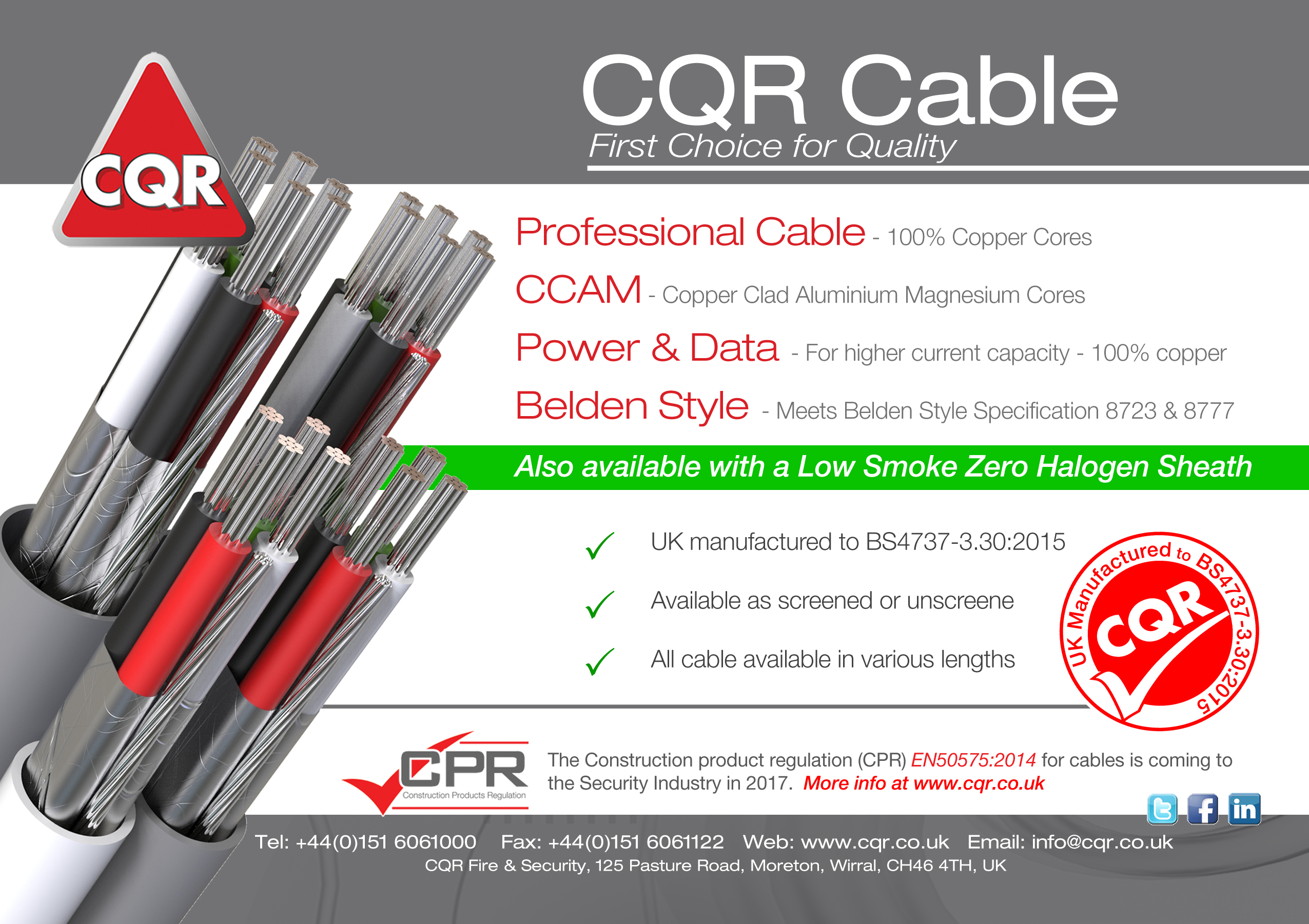 cqr-cable